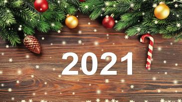 Новогодние праздники 2021